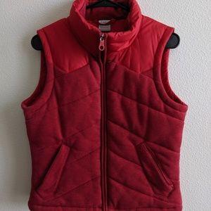 Red Nike 6.0 Vest